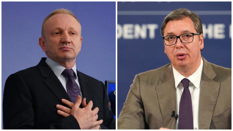 Tužilaštvo odbacilo Đilasovu krivičnu prijavu protiv Vučića i još nekoliko osoba, on najavio žalbu na tu odluku